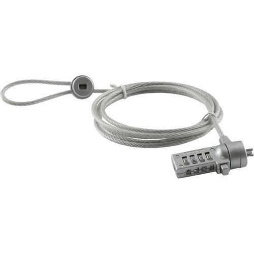 [Easy Touch ET-139 Easy Touch Notebook Security Cable Lock] (Easy Touch Notebook)