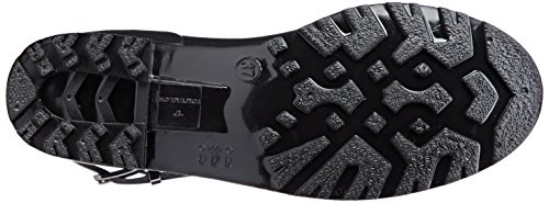 Tom Schwarz Damen Chelsea Black Tailor Boots rWfpr4