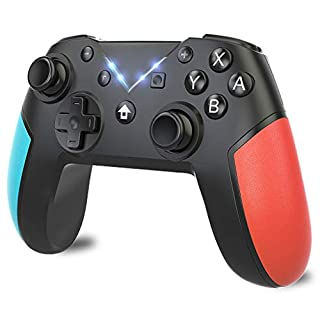 Wireless Controller for Nintendo Switch, Usergaing Switch Pro Controller with Turbo,Dual Shock for Nintendo Switch Consoles/Switch Lite/PS3/PC/Android,Multi Functional Remote Gamepad