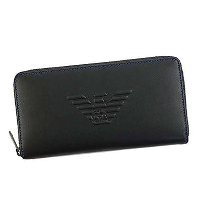 b3f6c69b1bed Amazon | Emporio Armani エンポリオアルマーニ RLW ラウンド長財布 ブラック Y4R169 [並行輸入品] |  EMPORIO ARMANI(エンポリオアルマーニ) | 財布