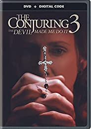 Conjuring,The:TheDevilMadeMeDoIt(DIG/DVD