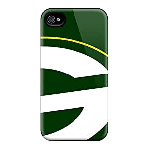 Iphone 6plus Bso15973jjCB Allow Personal Design Colorful Green Bay Packers Series Anti-Scratch Hard Phone Cover -SherriFakhry