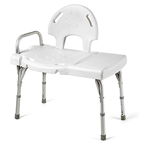 (Invacare - I-Class Heavy Duty Transfer Bench - Partially Assembled)