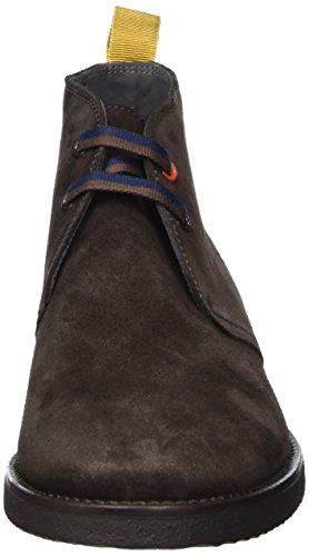 Desert Pollini Stivali Boots Ankle Nero Moro M Boot Uomo OWxAPaO