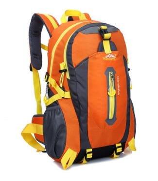 Outdoor-Klettern Tasche Schultertasche Männer und Frauen im Freien Mehrzweck -Reisetasche im Freien Wanderrucksack 40L