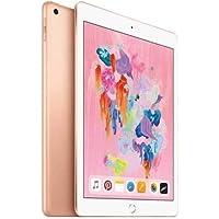 """Apple MRJP2TU/A 9.7"""" iPad Tablet, Wi-Fi, 128GB, iOS, Altın"""