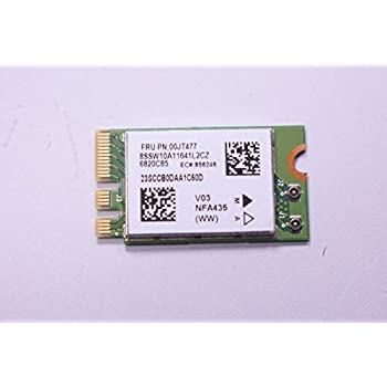 FMS Compatible with 0JT473 Replacement for Lenovo Wireless Card Edge