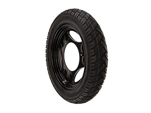 MZA Komplettrad 2,1x12 Scheibenrad schwarz Reifen VeeRubber VRM 094 Simson SR50 SD25//50 SR80