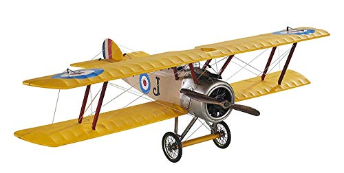 Sopwith Camel Cockpit - Authentic Models Small Sopwith Camel Airplane