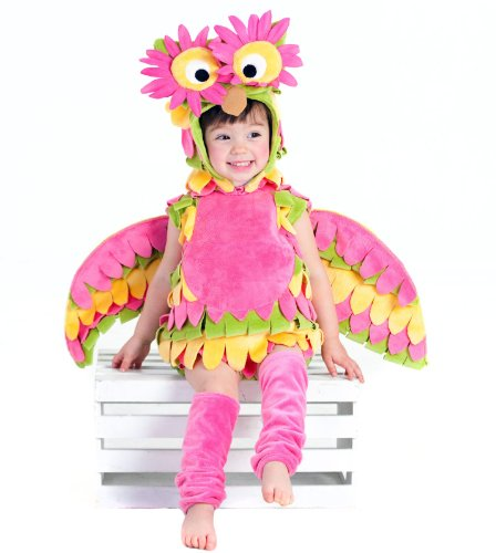 Holly The Owl Child Costumes (Holly the Owl Toddler Costume - X-Small)