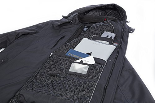 SCOTTeVEST Revolution Plus - 26 Pockets - Travel Clothing, Pickpocket Proof L by SCOTTeVEST (Image #5)