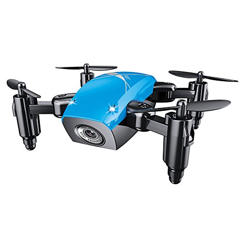 Mini S9HW Quadcopter Sympath Altitude Hold 0.3MP HD Camera 6 Axis Foldable WIFI RC Quadcopter Pocket Drone