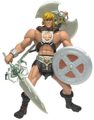 Masters of the Universe: He-Man The Most Powerful Man in the Universe Figure ()