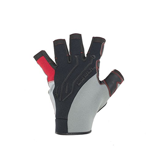Gul EVO2 Winter Sailing Gloves 2017 - Half Finger