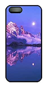 iPhone 5 5S Case Alps PC Custom iPhone 5 5S Case Cover Black