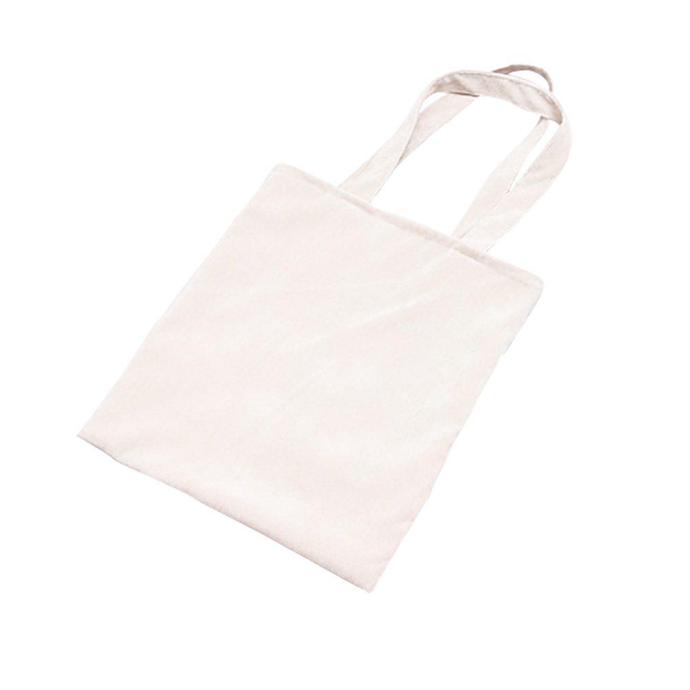 Demarkt Cotton Beach Bag Tote Shoulder Bag Shopping Bag Yoga Bag Messenger Shoulder bag