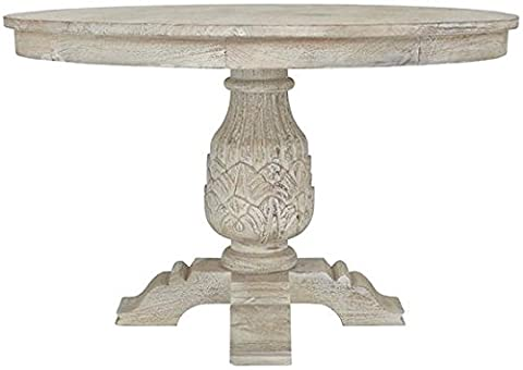 Kingsley Pedestal Round Dining Table, 31