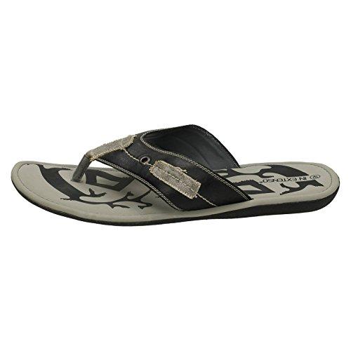 Sandals Post Extenso Grey Toe Mens In 'Brindille' IqvwZTqX