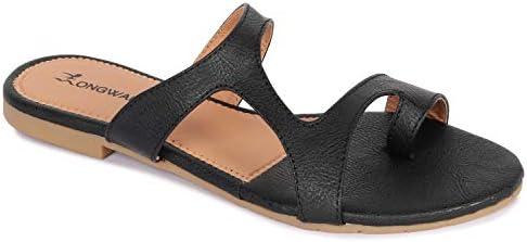 Longwalk Women's & Girl's Fashion Sandal Thong Sandal