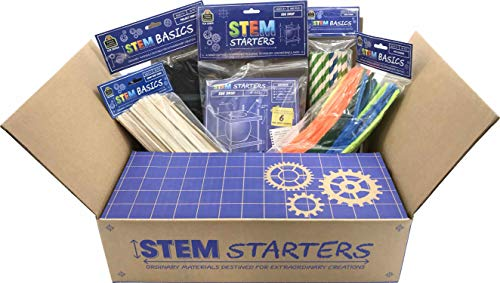 Stem Starters Getting Started Kit: Egg Drop (The Best Egg Drop Design)