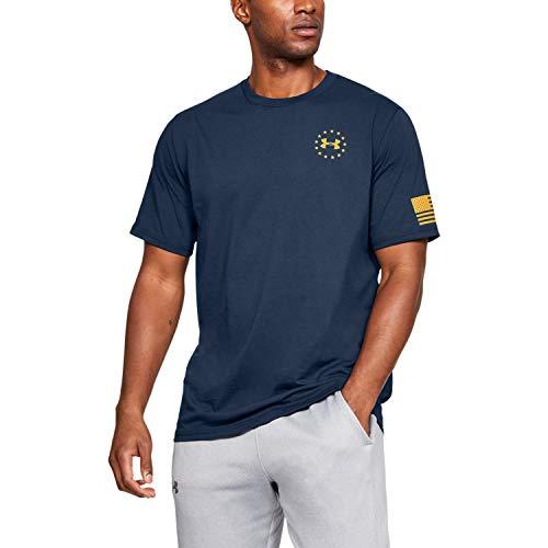 Under Armour Men's Freedom Flag T-Shirt 1