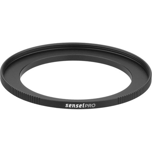 Sensei PRO 58mm Lens to 72mm Filter Aluminum Step-Up Ring by Sensei