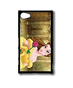 Sony Z5 Mini Case Cover Beauty And The Beast Disney Mirror Hard Snap On Protector Back