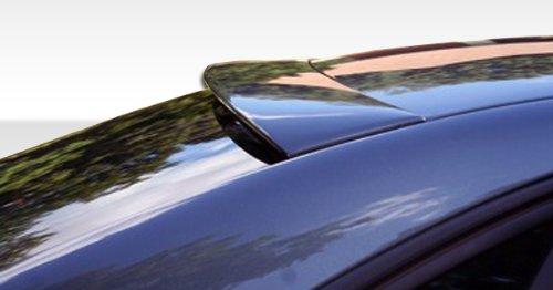 Duraflex 104418 2002-2008 Audi A4 S4 4DR Duraflex Type A Roof Window Wing Spoiler - 1 (4dr Duraflex Fiberglass Type)