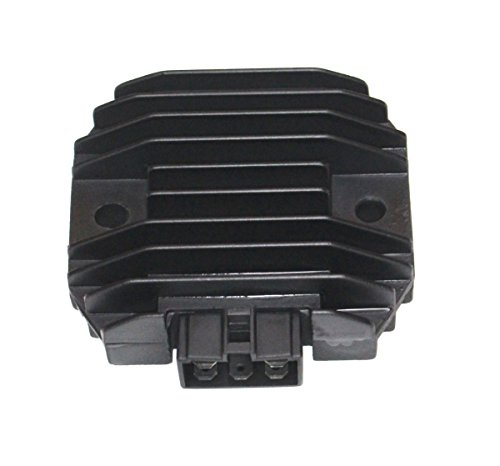Voltage Regulator Rectifier Yamaha Motorcycle Part # 3VD-81960-00-00 and 4JH-81960-01-00
