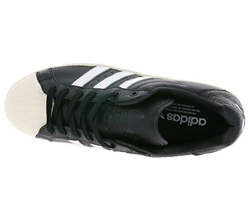 80 Ultrastar Tamaño Deporte Negro De Bb0172 Zapatilla Adidas La 3 Originals 38 2 fEB5Fp