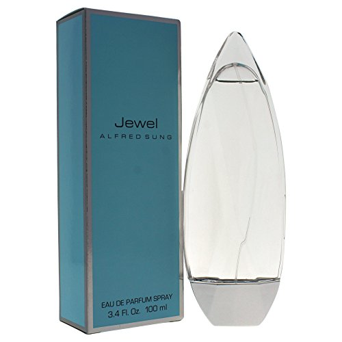 Spray Jewel 3.4 Ounce (Alfred Sung Jewel Eau De Parfum Spray for Women 3.40 oz)