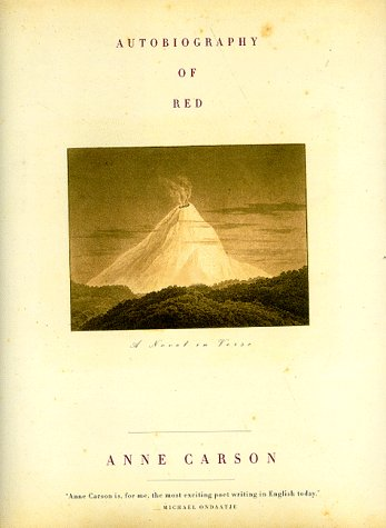 Autobiography of Red: A Novel in Verse by Knopf