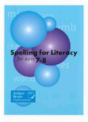 Download Spelling for Literacy for Ages 7-8 (Homework Today) ePub fb2 ebook