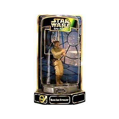 Star Wars: Epic Force Bespin Luke Skywalker Action Figure