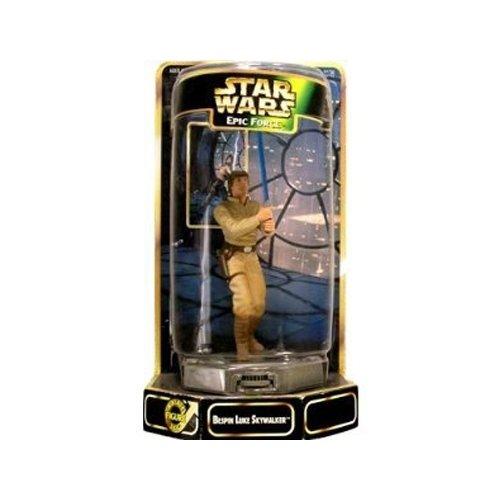 - Star Wars Bespin Luke Skywalker Action Figure Epic Force 6
