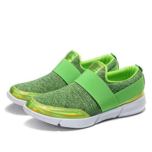Verde Zhrui 40 Dimensione Scarpe Eu colore Grigio 8qwYgRf