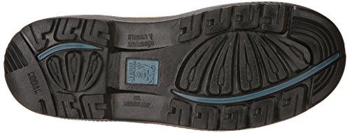 Kodiak Uomo 6 Blu Resistente Allacqua Stivali Taupe