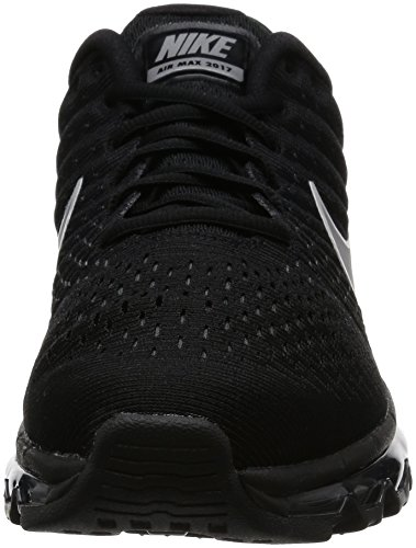 Nike Mænds Air Max 2017 Sort / Hvid-antracit, 7,5 M Os