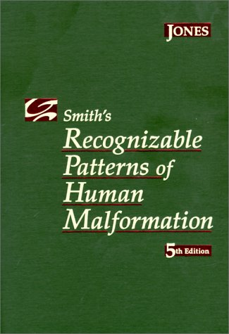Pdf Medical Books Smith's Recognizable Patterns of Human Malformation (Major Problems in Pathology)