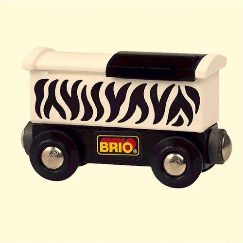 Brio 33545000 - Zebra Wagen