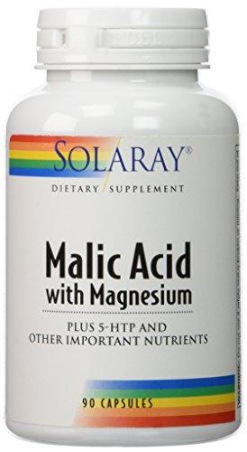 (Solaray Malic Acid With Magnesium | 90 CT)