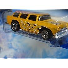Hot Wheels Diecast Ford Mercury - Chevy Nomad - Pontiac gTo Wagon 1/64 Scale