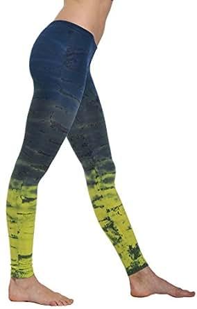 Lowrise Ankle Legging (Tie-dye Rh35)
