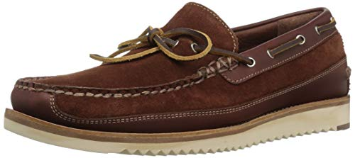 Cole Haan Men's Pinch Rugged Camp MOC Moccasin, Woodbury Suede, 11.5 M US