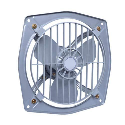 kh Ventilair 12″ Exhaust Fan Heavy Duty (2800 RPM) Metal Fresh Air Exaust Fan for Kitchen/Bathroom (Copper Winding)