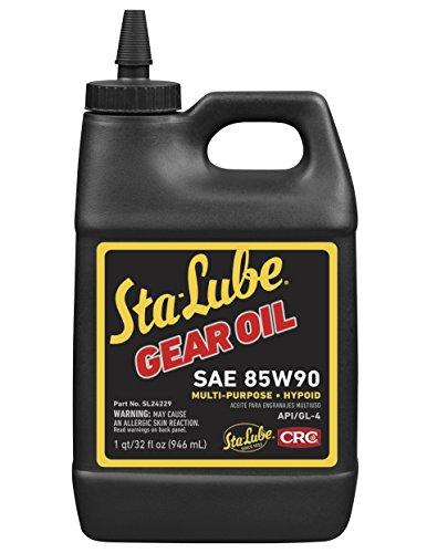 Sta-Lube SL24229 API/GL-4 Multi-Purpose Gear Oil, 32 Fl Oz