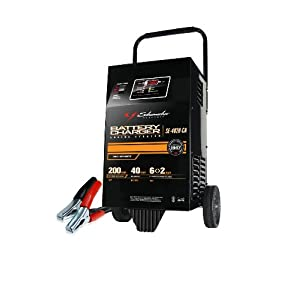 Schumacher (SE-4020-CA) 6/12V 200 Amp Automatic Battery Charger