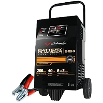 Schumacher (SE-4020-CA) 6/12V 200 Amp Automatic Battery Charger