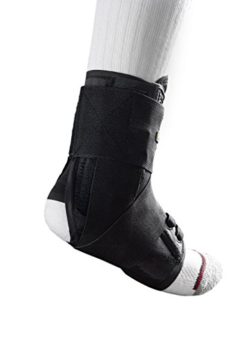 SENTEQ Ankle Brace with Stabilizer Strap - Medical Grade & FDA Approved. Best for Achilles Tendonitis, Ankle Sprain, Heel Pain, Foot Fatigue (SQ1 F019 M) by SENTEQ (Image #3)