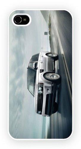 Range Rover Sport Silver, iPhone 6+ (PLUS) cas, Etui de téléphone mobile - encre brillant impression